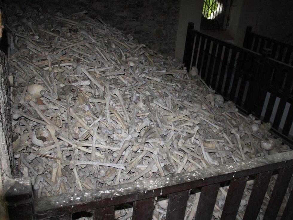 Kostel sv. Mořice na Mouřenci