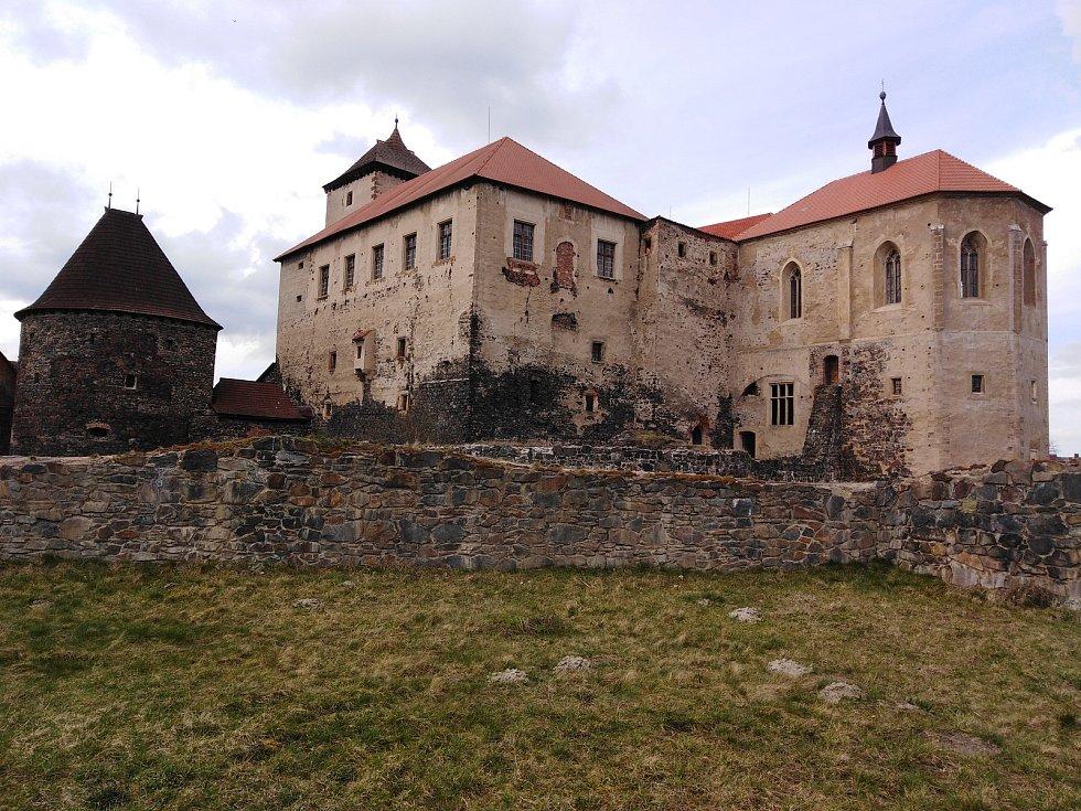 Hrad Švihov.