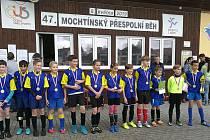 OKRESNÍM ZÁSTUPCEM kategorie B v krajském finále McDonald's Cupu budou v pátek fotbalisté a fotbalistky ze základní školy ve Švihově (na snímku).