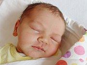 Marek Ledvina ze Staňkova (3650 g, 51 cm) zakřičel poprvé v klatovské porodnici 16. března ve 13.22 hodin.  Maminka Veronika a tatínek Jiří věděli, že jejich miminko bude chlapec.