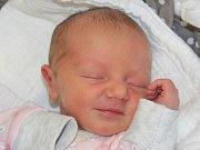 Tereza Drinková z Klatov (2450 g, 48 cm) se narodila v klatovské porodnici 21. dubna v 11.34 hodin. Rodiče Sylvie a Martin přivítali očekávanou dceru na světě společně. Na sestřičku se těší Tadeáš (6) a Matyáš (4).