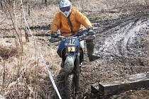 Motocyklová soutěž v Pačejově