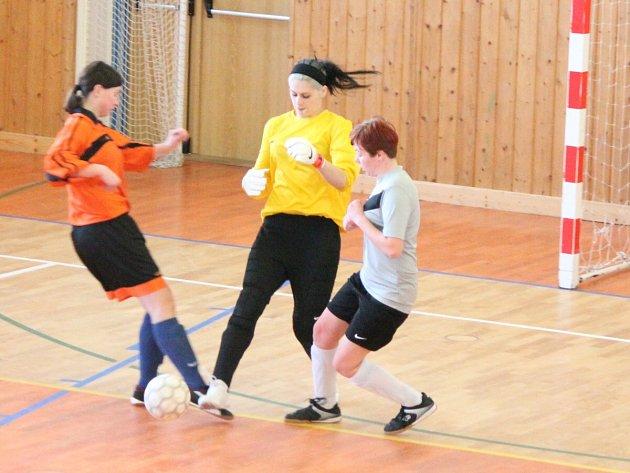 Zimní dívčí amaterská liga
