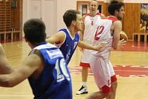 Basketbal, KP I. třídy mužů: Klatovy B - Domažlice B