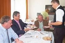 Nejlepší regionální potravinu vybírala v Klatovech odborná hodnotitelská komise.