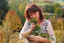 Foto č. 4 – Další mojí zálibou je pěstování bylinek a jejich zpracování. Nepouštím se sice do nějaké vyšší alchymie, ale doma máme zásoby mastí, sirupů a čajů. Pokud zbude čas, tak v letošním roce budu na prosbu nakladatelství připravovat i knihu o bylink