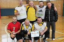Slavnostní vyhlášení výsledků klatovské zimní amatérské ligy 2015 - 2016