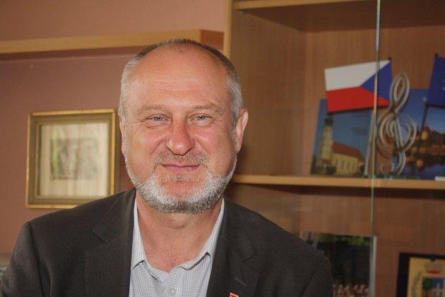 Starosta Švihova Václav Petrus