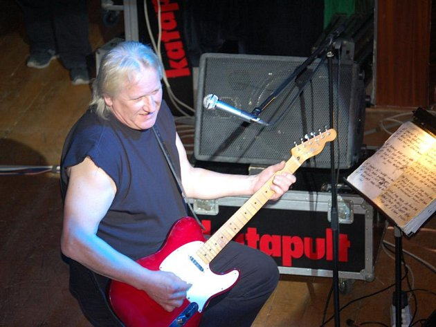 Katapult hrál v pátek ve vyprodané Družbě v Klatovech naposledy