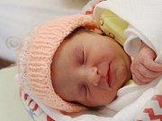 Kristýna Pilmanová zKlatov (3430 g, 51 cm) se narodila vKlatovech 13. října ve 3.17 hodin. Znarození dcery se radují rodiče Zdeňka a David. Že budou mít holčičku věděli předem. Na sestřičku se těší Dominik (4).