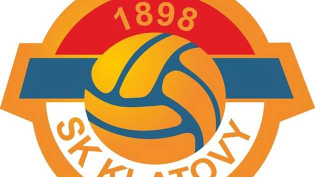 Znak fotbalového klubu SK Klatovy 1898