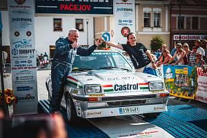 40. ročník Rally Pačejov skončil. Vítězem byl Jan Dohnal. Plzeňský Václav Pech mladší obsadil páté místo.