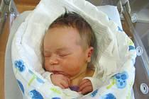 MAXMILIÁN VANIŠz Klatovse narodil v klatovské porodnici 27. září v 9.40 hodin (3670 g, 50 cm). Rodiče Dominika a Martin přivítali očekávaného, prvorozeného syna na porodním sále společně.