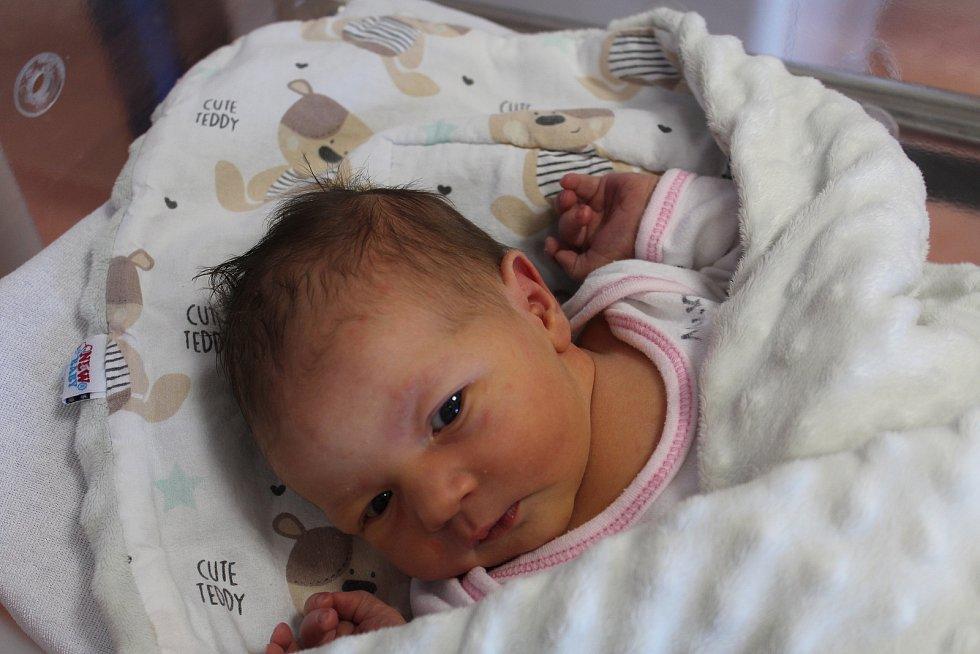 Melani Bendlová ze Železné Rudy (3060 g, 49 cm) se narodila vklatovské porodnici 14. června v8:27 hodin rodičům Monice a Markovi. Pohlaví miminka věděli rodiče dopředu, nejvíc se na malou sestřičku těšil čtyřletý bráška Matty.