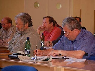 Volební valné hromady Okresní agrární komory v Klatovech se  během  včerejšího zasedání zúčastnilo  31 delegátů a řada hostů.