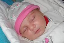 Petra Dumsová z Tajanova (3660 g, 51 cm) se narodila v klatovské porodnici 17. května ve 13.37 hodin. Rodiče Petra a Jaroslav přivítali prvorozenou očekávanou holčičku na světě společně.