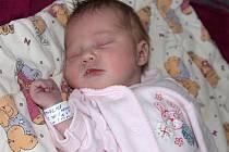 Melanie Partynglová z Klatov se narodila v klatovské porodnici 26. prosince ve 4.19 hodin. Vážila 3450 gramů a měřila 50 cm. Rodiče Mirka a Milan přivítali dceru společně na porodním sále. Doma se na sestřičku těší Tomášek (10).