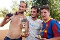 Nohejbalový Kráva cup 2015 ve Svrčovci