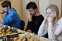 Hráči Klatov v utkání extraligy dorostu proti Bohemians