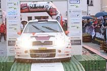 Letošní XXXIV. EPLcond Rally AGROPA začala