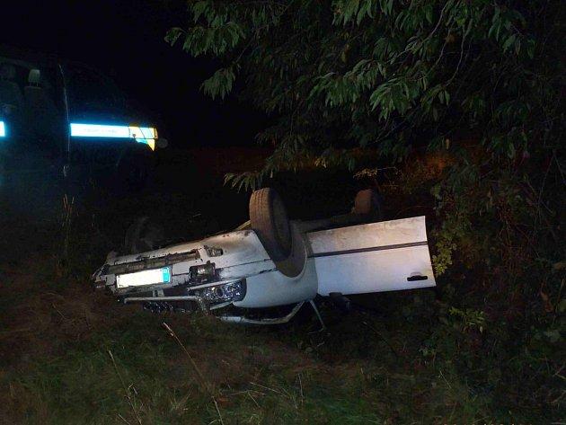 Dopravní nehoda 14.8