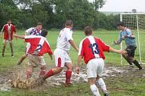 Fotbalový turnaj v Točníku