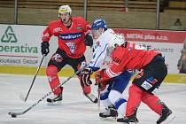 SHC Klatovy - Hockey Club Tábor 4:5