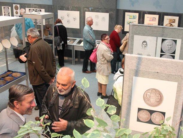 Výstava Jaroslava Bejvla v Klatovech