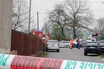 Nehoda na železničním přejezdu v Lubech