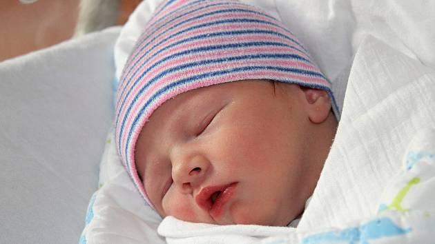 Denny Šneberger z Nýrska (3690 g, 52 cm) se narodil v klatovské nemocnici 18. září v 5.32 hodin. Rodiče Lenka a Michal vítali očekávaného syna na světě společně. Na brášku čeká Casy (14), Amy (11) a Doreen (3).