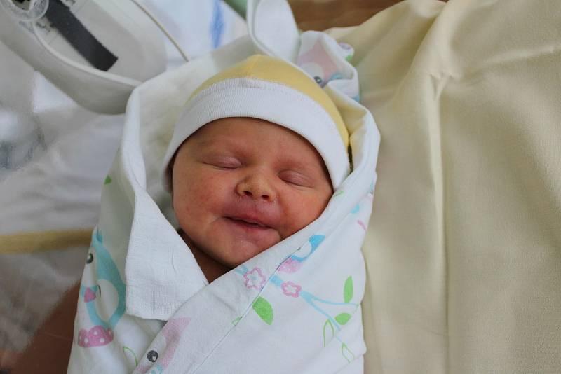 Terezka Švejdová z Kozolup přišla na svět v Mulačově nemocnici v Plzni 4. října v 7:42. Rodiče Romana a Lukáš věděli dopředu, že Matěj (8) bude mít sestřičku.