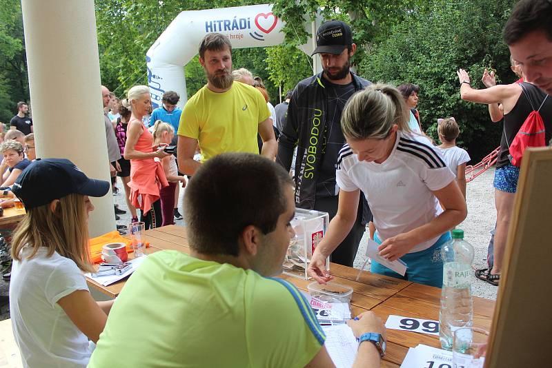 Chariťák 2020 v Klatovech.