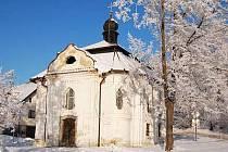 Kaple v Mileticích u Dlažova