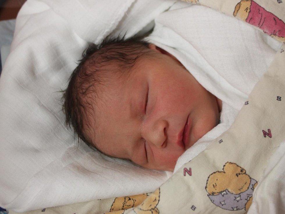 David Halmeš z Plzně (4210 gramů, 52 cm) se narodil v klatovské porodnici 31. října v 0.59 hodin. O tom, že Andrejka (1,5) bude mít brášku, věděla jen maminka Kristýna, tatínek Michal se to dozvěděl až na porodním sále.