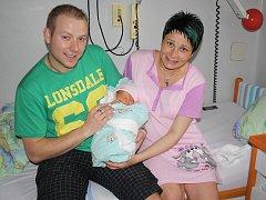 Eliška Rybová ze Švihova se narodila v klatovské porodnici 14. dubna v 1.12 hodin. Vážila 2680 gramů a měřila 47 cm. Rodiče Simona a Tomáš si nechali pohlaví dítěte jako překvapení až na porodní sál.