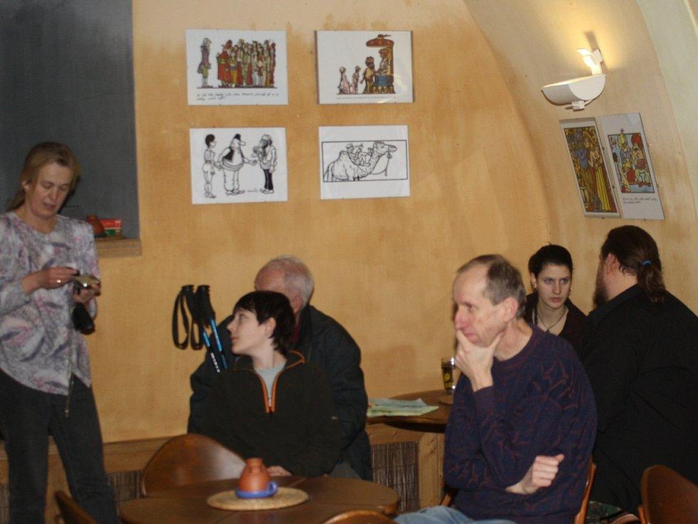 Výstava Winter Neprakta v Klatovech