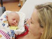 Ondřej Pap z Přeštic (2590 g)  se narodil v klatovské porodnici 8. prosince v 11.40 hodin. Rodiče Lucie a Pavel přivítali svého syna na svět společně.
