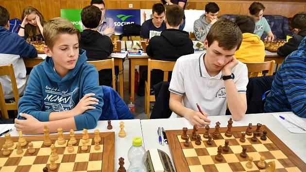 Šachisté Sokola Klatovy jsou mistry republiky.