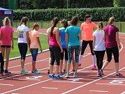 Atletická mistryně světa Zuzana Hejnová pořádala v Sušici týdenní kemp pro děti