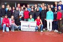 Obě klatovská juniorská družstva se radovala z postupu do finále MČR.