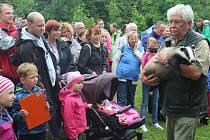 U informační centra Rokyta na Šumavě se konal Den Národního parku Šumava.