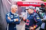 Francois Delecour by se měl představit na Rallye Pačejov.