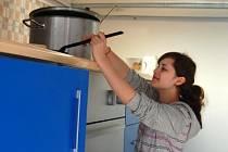 Obří kuchyně v akci proti úrazům dětí