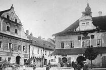 Měšťanský pivovar Horažďovice 1895