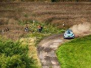 Na Horažďovicku se v sobotu jela 38. Rally Pačejov