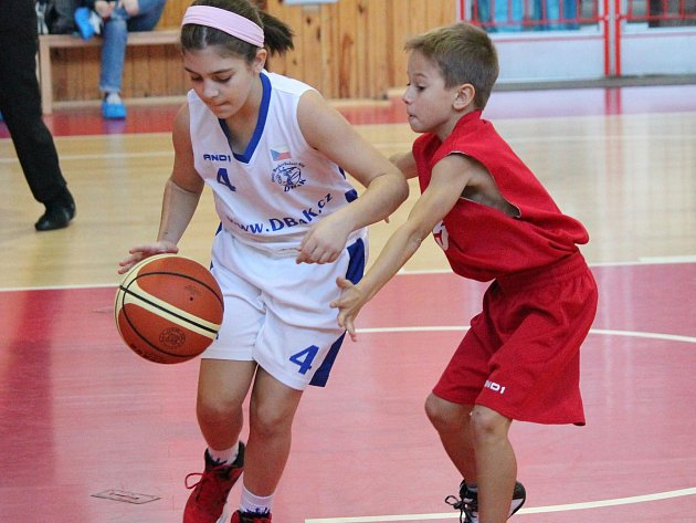 U11: BK Klatovy (h) - DBaK