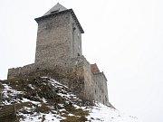 Hrad Kašperk, ilustrační foto