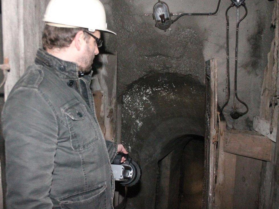 Prohlídka klatovského podzemí
