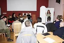 Ve Švihově diskutovali zástupci veřejnosti i spolků a dalších organizací nad plánem sociálních služeb.