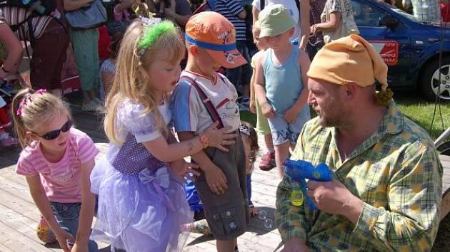 Hrad Švihov patřil dětem